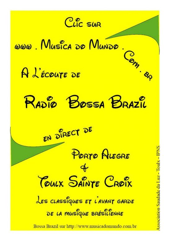 2009 - Bossa Brazil