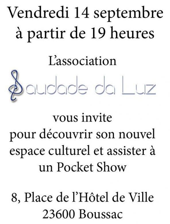 2012.09.14 - Boutique Boussac - Inauguration Invitation